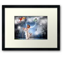 Fun - Fun - Fun in the Sun - Sun - Sun Framed Print