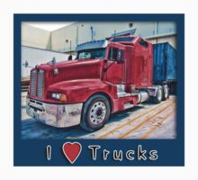 I Love Trucks by emru