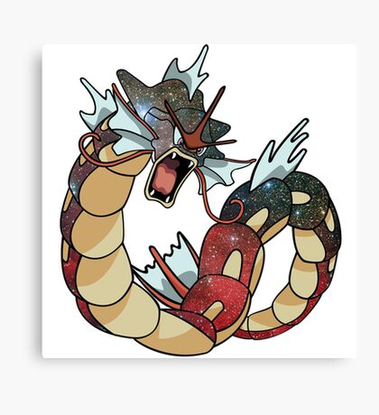 Gyarados - Pokemon Canvas Print