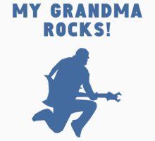 My Grandma Rocks One Piece - Long Sleeve