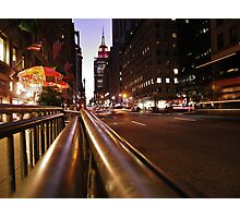 5th Avenue, NYC Photographic Print