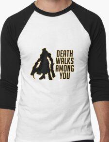 Reaper Walks Among You Men's Baseball ¾ T-Shirt