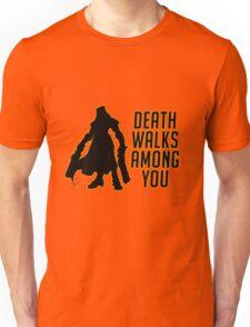 Reaper Walks Among You Unisex T-Shirt