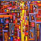 Urban fever by Adam Bogusz