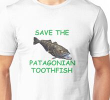 Patagonian Toothfish Appeal Unisex T-Shirt