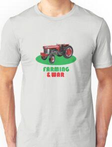Farming & War Unisex T-Shirt