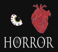 I ♥ Horror by Thomas Luca