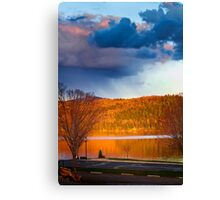Wicked Cool Storm Light Canvas Print