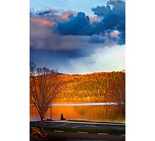 Wicked Cool Storm Light Photographic Print