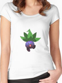 Oddish - Pokemon Women's Fitted Scoop T-Shirt