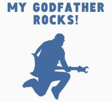 My Godfather Rocks One Piece - Long Sleeve