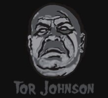 Tor Johnson by Thomas Luca