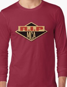 R.I.P. MCA 2 Long Sleeve T-Shirt