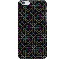 Neon Triangles iPhone Case/Skin