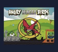 Angry Hunger Birds by NesQuick
