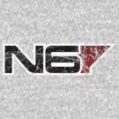 N6 V1 (Grunge) by justinglen75