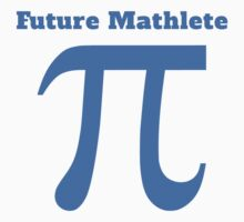 Future Mathlete Kids Tee