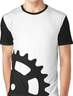 Cog and Roll Graphic T-Shirt