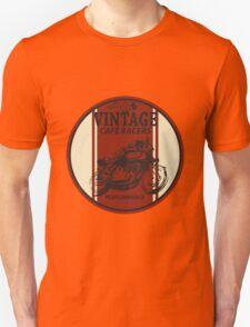 Vintage Cafe Racer Unisex T-Shirt
