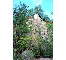 Providence canyon  Photographic Print