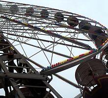 Big Wheel, Blackpool Eye by Chris Pilcher