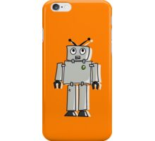 Robot by Chillee Wilson iPhone Case/Skin