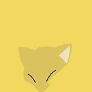 Abra Pokemon by HeyHaydn