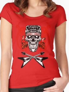 EODM - Eagles of Death Metal Women's Fitted Scoop T-Shirt