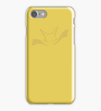 Alakazam Pokemon iPhone Case/Skin