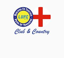 Club & Country - Leeds & England Unisex T-Shirt