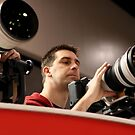 Canon's big canons.  by geof