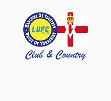 Club & Country - Leeds & Northern Ireland Unisex T-Shirt