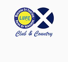 Club & Country - Leeds & Scotland Unisex T-Shirt