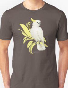 Sulphur Crested Cockatoo Unisex T-Shirt