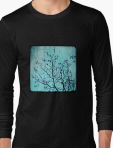 pink berries Long Sleeve T-Shirt