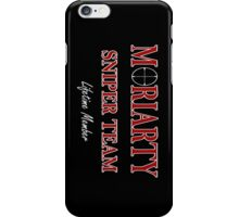 Moriarty Sniper Team iPhone Case/Skin