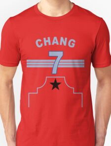 Cho Chang - Ravenclaw Quidditch Team Unisex T-Shirt