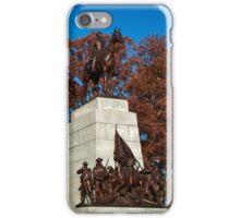 Gettysburg National Park - Robert E Lee / Virginia Memorial iPhone Case/Skin