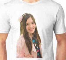 Ten year old girl Unisex T-Shirt
