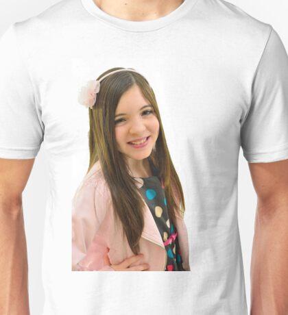 Ten year old girl Unisex T-Shirt