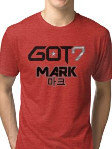 GOT 7 MARK Tri-blend T-Shirt