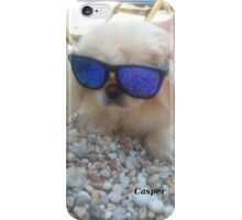 My little doggie Casper  iPhone Case/Skin