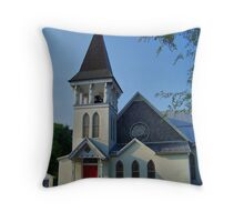 United Methodist Throw Pillow