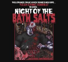 NIGHT OF THE BATH SALTS T-Shirt