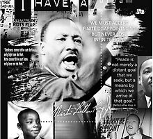martin luther king by arteology