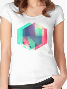 hyx^gyn Women's Fitted Scoop T-Shirt