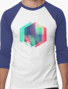 hyx^gyn Men's Baseball ¾ T-Shirt