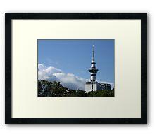 Auckland Skyline Framed Print