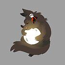 Moon Hugs by sweetlynumb