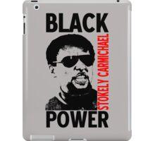 Stokely Carmichael-Black Power iPad Case/Skin